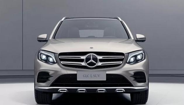 售价39.98万元的奔驰GLC200L,能不能洗白奔驰的黑料?