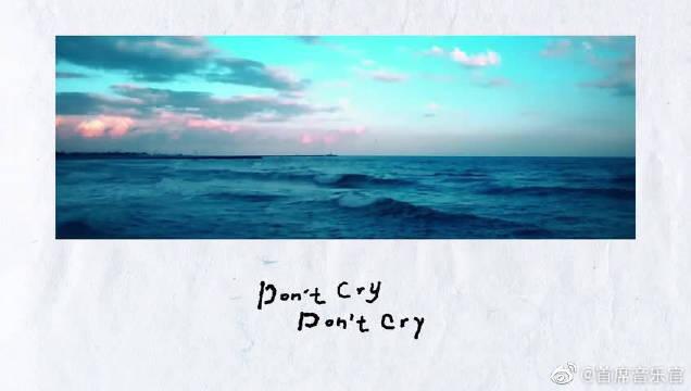 魏如萱《Don't cry Don't cry》官方版,别人稍一注意你