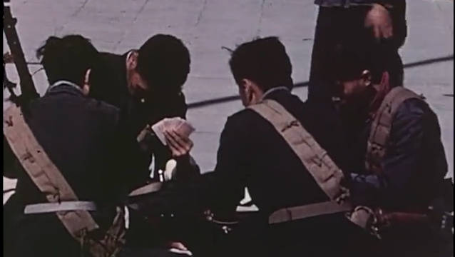 纪录片《1958年的中国》影片记录了北京、天津、沈阳等城市以及郊区