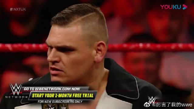 WWE:集锦皮特邓恩带伙伴一起上阵,风暴女帅气滑步飞踢!