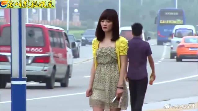 经典回看李小璐贾乃亮电视剧,刚结婚就因婆媳闹离婚。