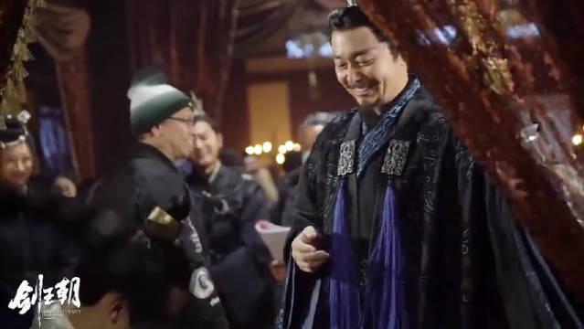 李现大覃点穴哪家强,还是皇帝陛下刘奕君有技术含量呀!
