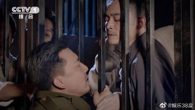 狱监被囚犯反控制,刘烨念旁白太感人!