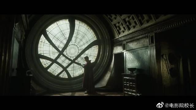 《奇异博士》删减片段曝光!史大奇和王也组成相声组了?
