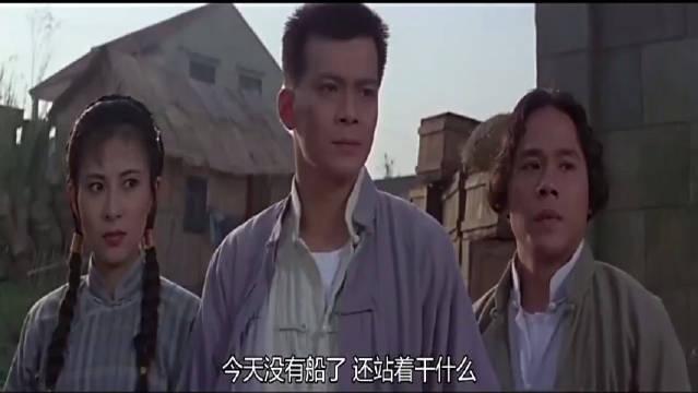 成龙黄日华勇闯领事馆,怎料竟落入敌人圈套,这下可惨了!