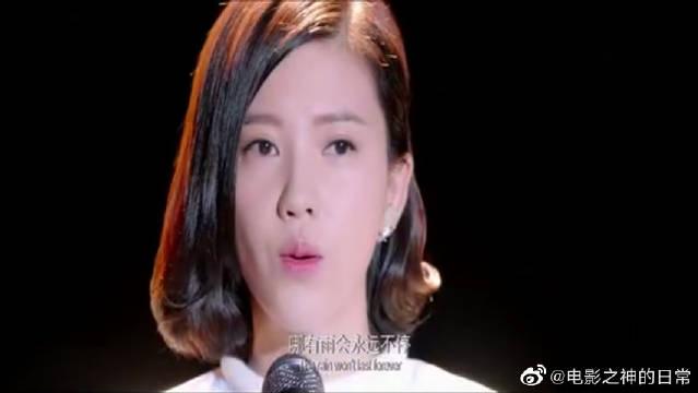 杨子姗唱心酸回忆,听哭台下观众,老爷爷也泪流满面,想念的就是她
