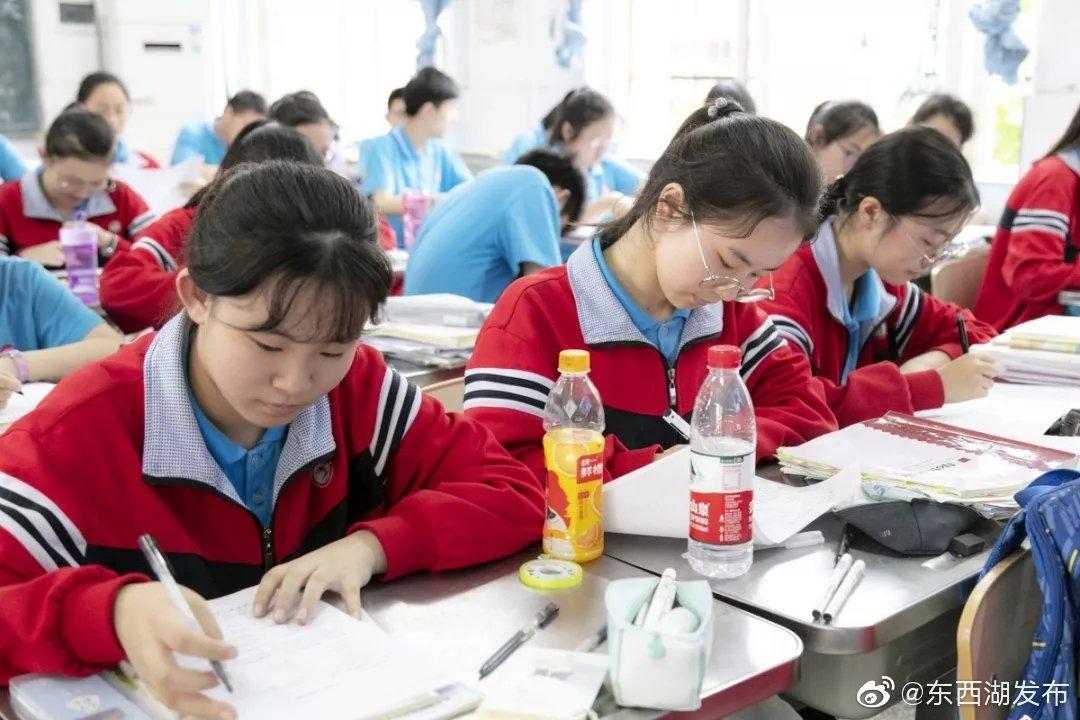 距2019年中考还有2天时间 考生们准备得怎么样?……