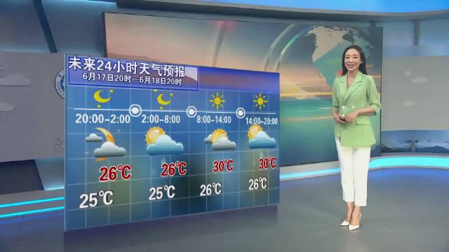 气象环境新闻0617