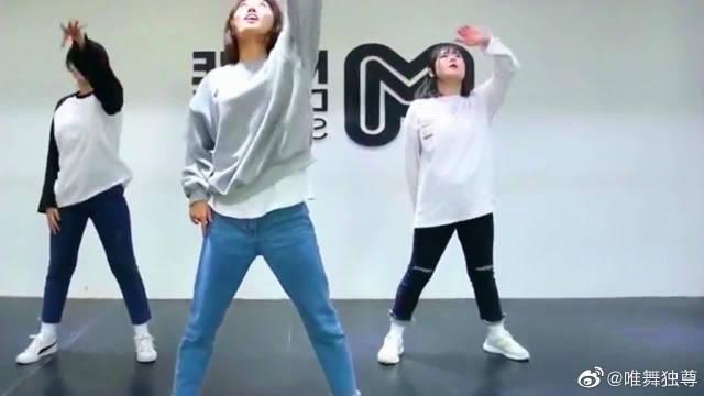 WINNER《MILLIONS》练习室舞蹈翻跳,Jinny小姐姐教学