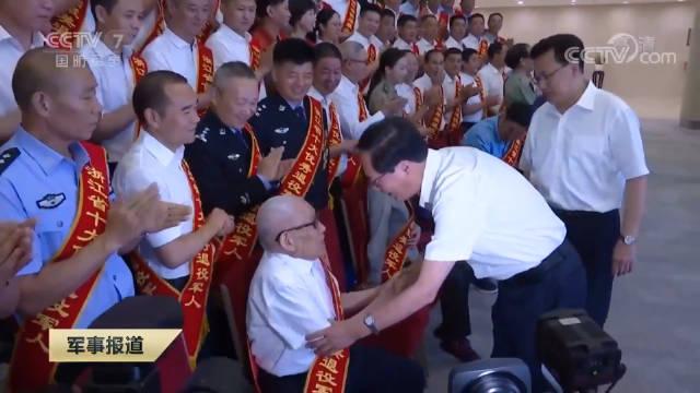 在浙江省衢州市常山县,有这样一位93岁高龄的老人,战争年代