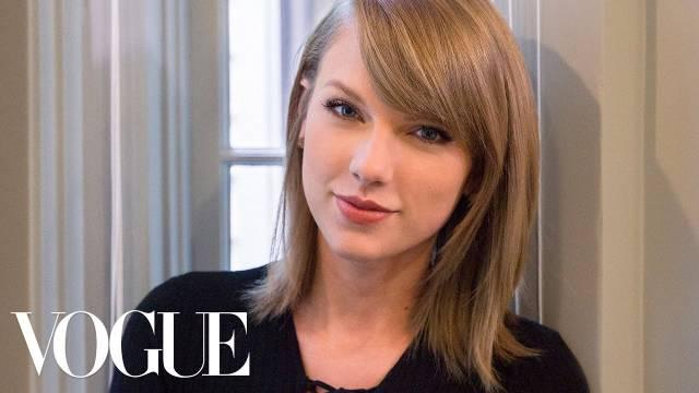 霉霉采访回顾!2016年她作为Vogue的五月封面明星