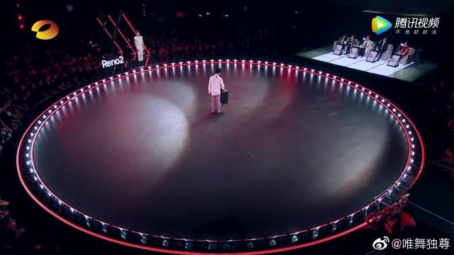《舞蹈风暴》PK纯享:彭捷中国舞加芭蕾舞完美融合