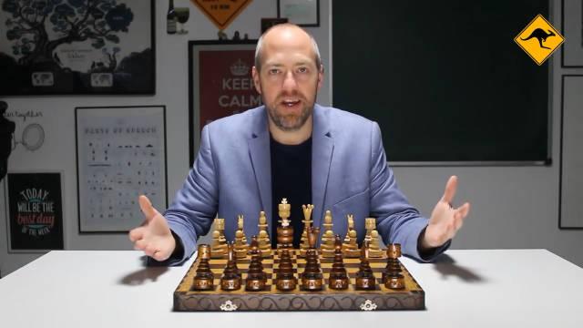 @微博教育 提升英语流利度就如同下国际象棋这是品质很高的英语学习