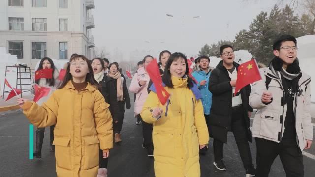 """本期视频由哈工程校友、""""蛟龙""""号潜航员、十九大代表唐嘉陵"""
