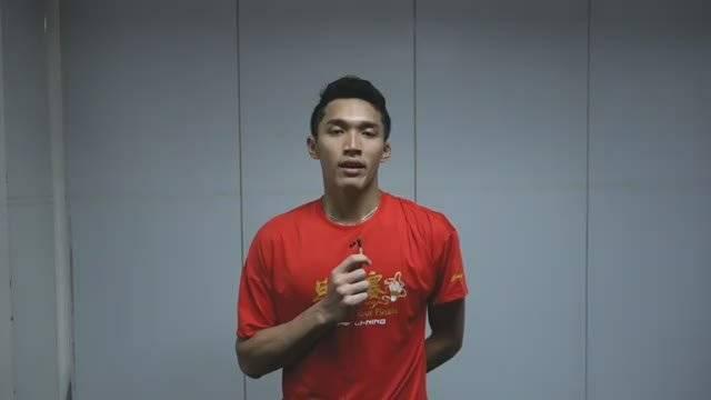 """Hi 大家好 我是克里斯蒂 欢迎大家来到2020印度尼西亚羽毛球大师赛"