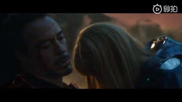 漫威曝光了《复仇者联盟4:终局之战》一个删剪片段:托尼死后