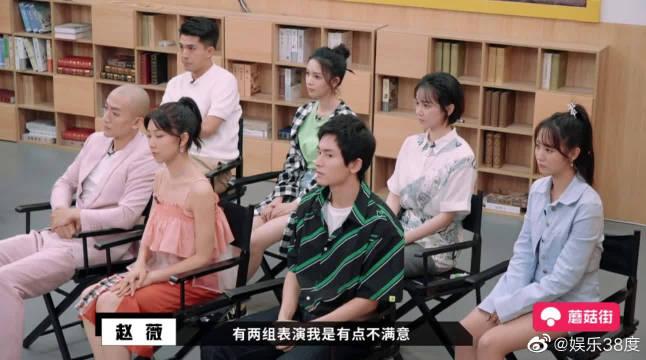 赵薇很直白的说出对陈小纭不满意,也看不清她真正的实力……