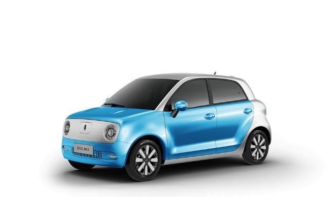 """""""新一代电动小车""""欧拉r1萌动上市:最低售价不足6万元图片"""
