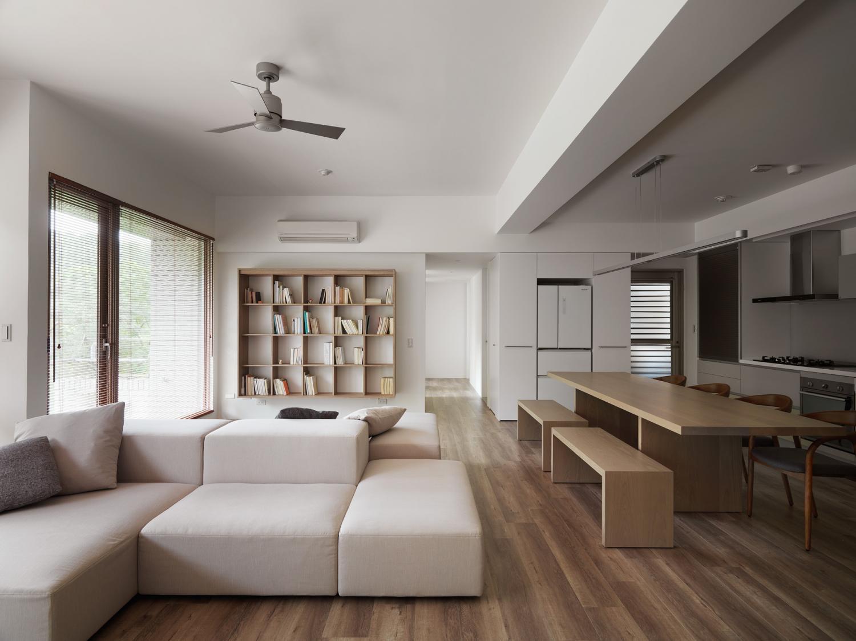 周正峰设计 简约现代风住宅设计