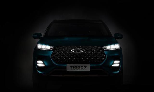 全新一代瑞虎7预告图发布——将于广州车展首次亮相