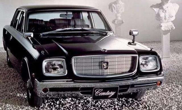 日本这款车堪称日本代表车型,乘坐这款车的人非富即贵!