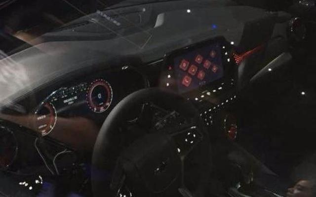 雪佛兰Monza实车现身搭Redline套件/起 售价不过10万