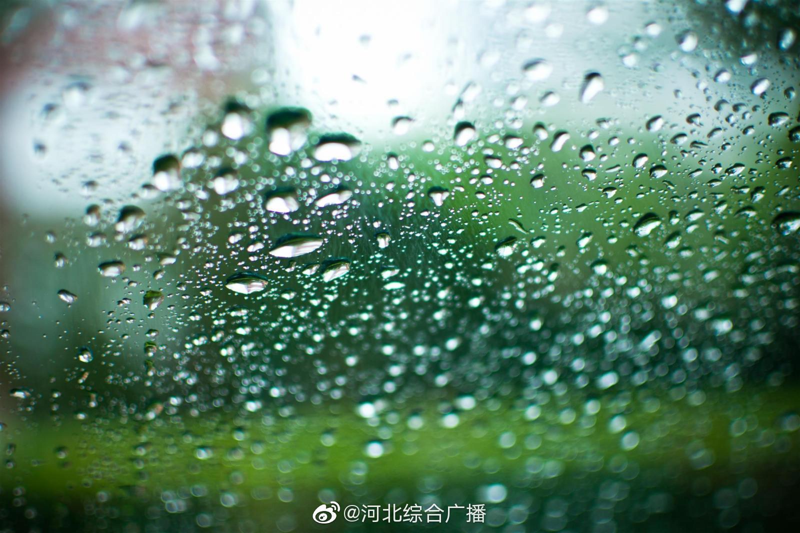 未来三天雨水不断 今天夜间到明天白天中南部地区有雾或霾