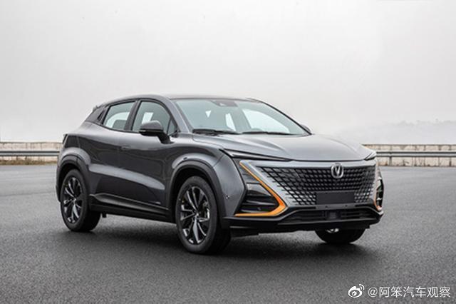长安UNI-T申报图,定位紧凑型SUV,将作为长安新产品序列的首款车型