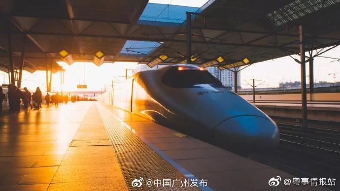 广深之间规划第二高铁!20分钟连通宝安、白云机场