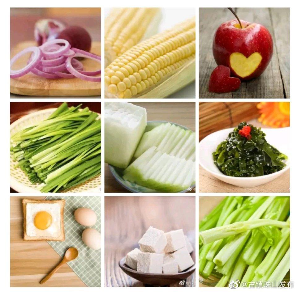"""10种""""减肥友好型""""食物,多吃点刮油不发胖"""