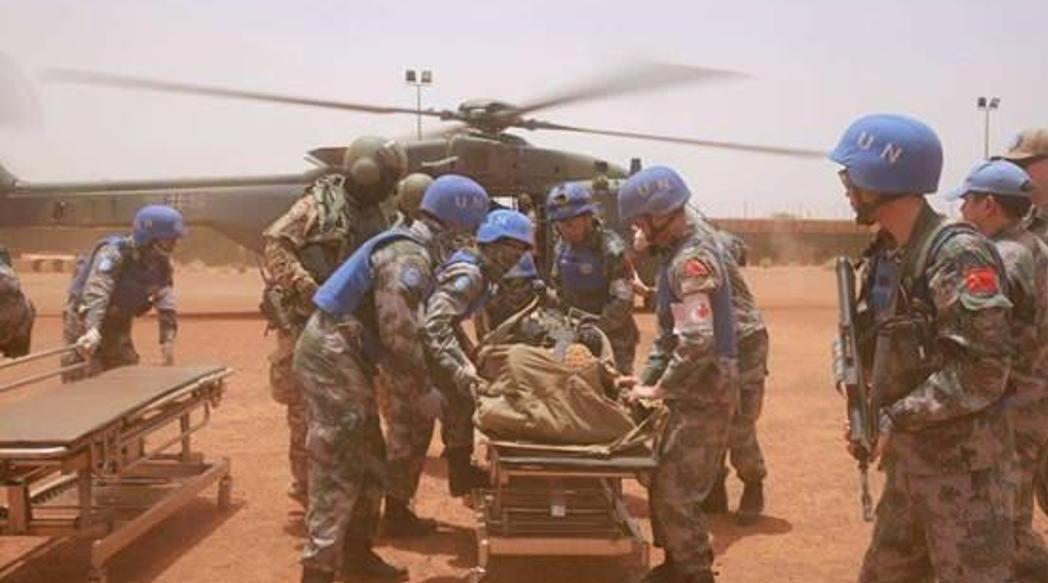 一架战机投下炸弹后,我国中校不幸遇难,当事国却没有忏悔之情