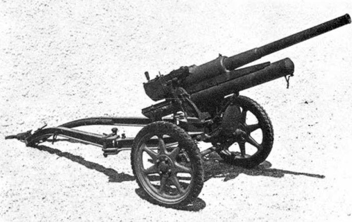 意大利人的二战就是这么喜感:打造最小自行火炮,用篷布代替装甲