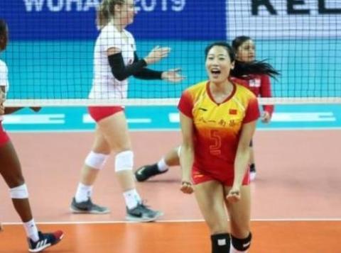 刘宴含在军运会表现亮眼,她能否为中国女排东奥会的强力接应呢?