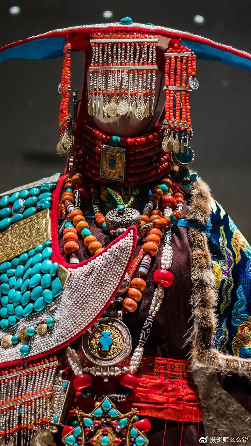 一件衣服抵北京一套房?一千多年历史的藏族阿里服饰美出天际!