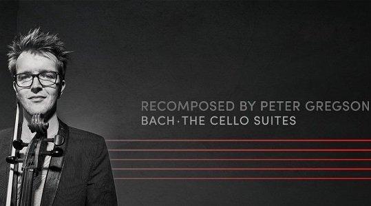 大提琴家彼得·格雷格森演奏自己重新改写的巴赫大提琴无伴奏组曲