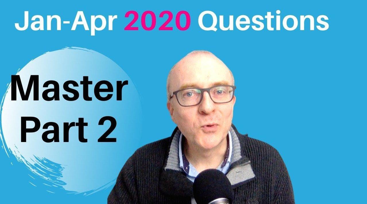 雅思口语:20201~4月新题Part2提分攻略(英文字幕)