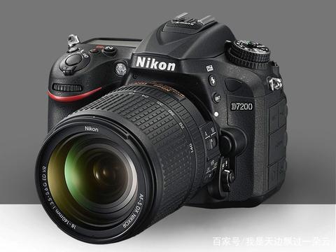 尼康D7200单反相机:中端单反流光溢彩的摄影效果
