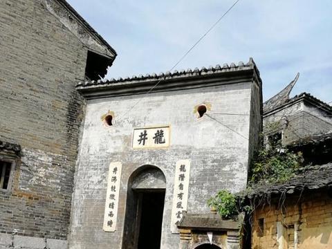 平桂区:沙田镇龙井村被公布为第七批中国历史文化名村