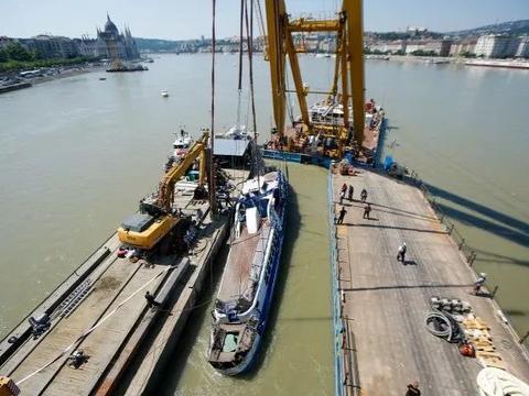 """多瑙河沉船事件:悲剧发生前,""""肇事""""船长可能喝酒了"""