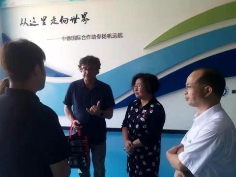 【人才培养】厉害了!江门市技师学院国际合作办学项目获德国职教专家高度认可!