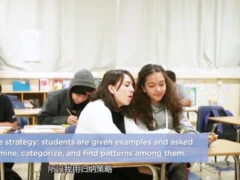 美国小学学科英语教学策略区别指导 全体系英语