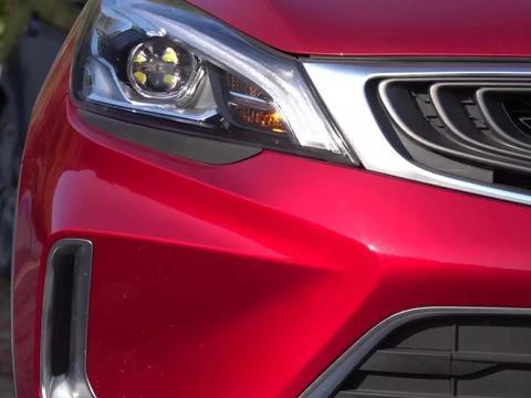 性价比当道系列:跨界SUV引领者新帝豪GS