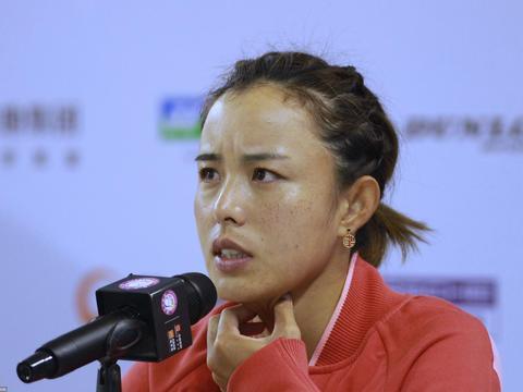 中国金花澳网签运不佳,王蔷第三轮或迎小威