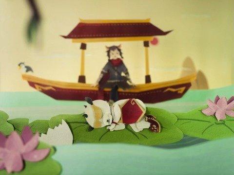 蒙牛复古动画《寻找酱紫鸭》:大圣、哪吒、姜子牙联合主演