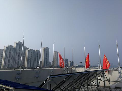 武汉雷神山医院通信基站基础设施新建及改造工作宣告完成
