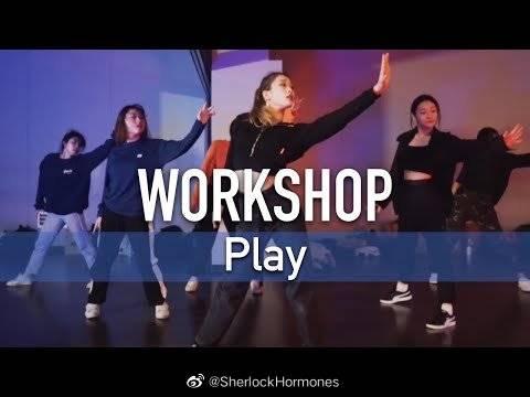 齐舞编舞工作室ALiEN 2020年冬季最新Workshop授课编舞Alan Walker、K