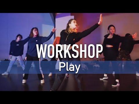 齐舞编舞工作室ALiEN 2020年冬季最新Workshop授课编舞