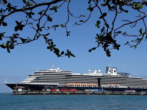 超1200人下船后马来西亚发现1例确诊病例,威士特丹号全球寻人