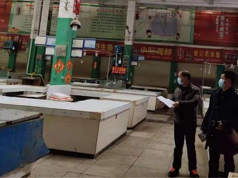 母猪肉充正常肉卖 通山县市监局处罚一商贩