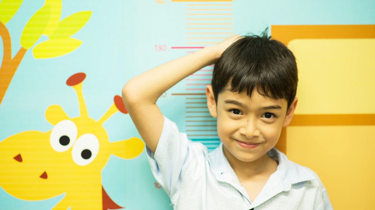 孩子长不高是发育晚还是矮小症?